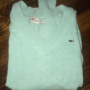 Women's vineyard vines xxs v neck sweater